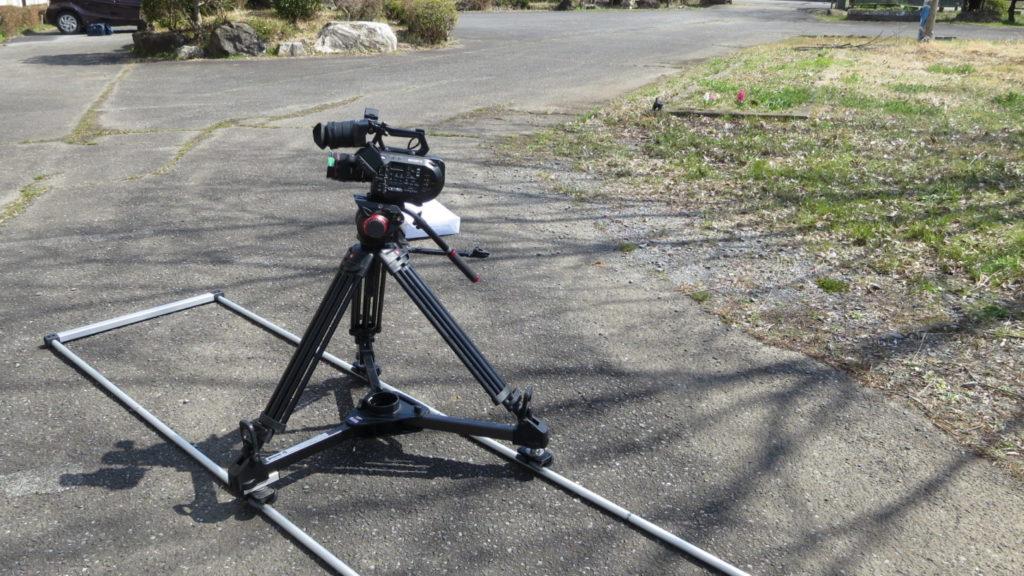 いろいろ撮影できる学校スタジオ・ミュージックビデオ・カメラ・ソニーFS7