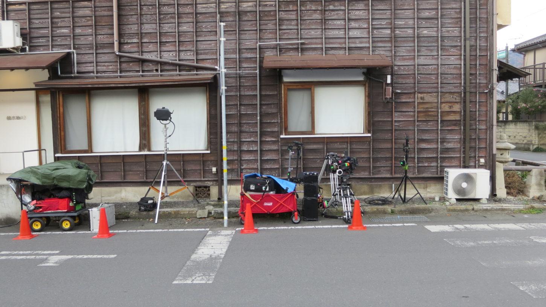 PXW-FS7・ソニー・カメラ・連続ドラマ・現場・テレビ東京