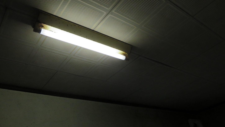 アパートスタジオ・201号室・LED照明に交換・外観