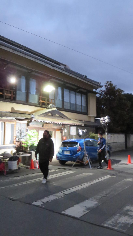 登録有形文化財橋本旅館スタジオに・アトリエミカミ・ハウススタジオ。撮影専用・連続ドラマのロケ地・撮影風景