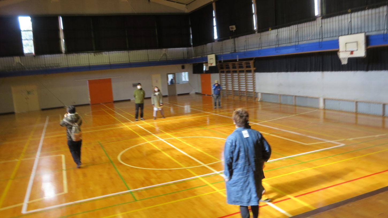 体育館・ロケハン・いろいろ撮影できる学校スタジオ・