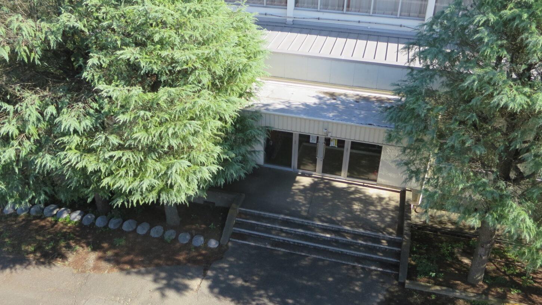 学校スタジオ・第2校舎屋上から撮影