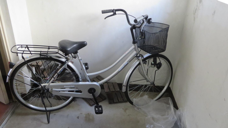 学校スタジオ・美術小道具・自転車・通学シーン・買い物用・