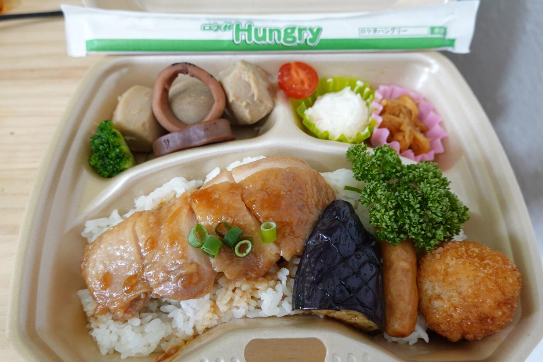 手作りロケ弁当  Hungry(ハングリー)・アトリエミカミのハウススタジオ・昭和でレトロなアパートスタジオ・ロケ弁差し入れ・