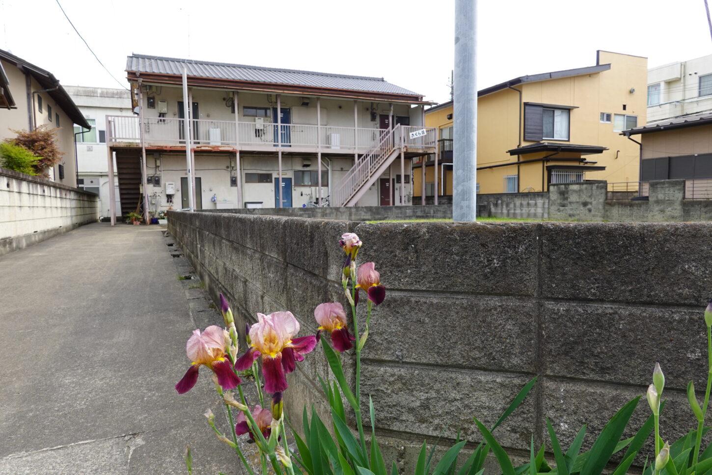 コウタロウ一人暮らし・テレビ朝日・・ドラマ・ロケ地・昭和でレトロなアパートスタジオ