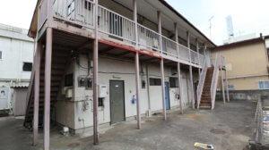 昭和でレトロなアパートスタジオ・ロケ地・貧乏・学生・取り立て・闇金