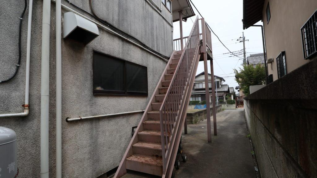 昭和・レトロ・アパートスタジオ外観・ロケ地・東京近郊・撮影場所