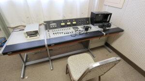 まるまる撮影で使える学校スタジオ・放送室