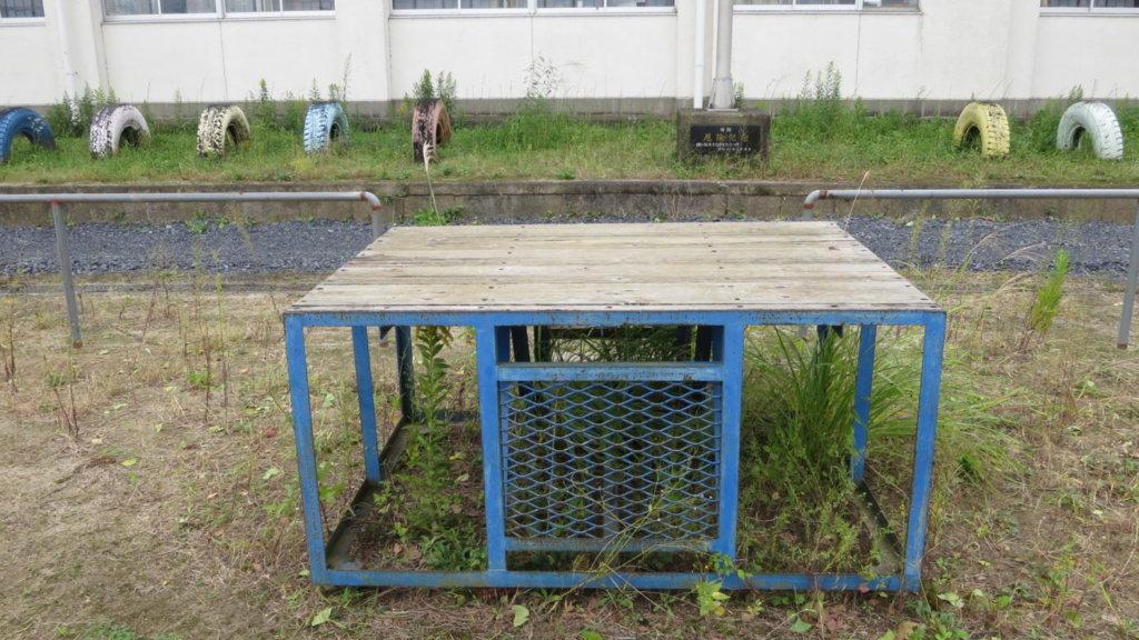 まるまる撮影で使える学校スタジオ・校庭・朝礼台・東京近郊・真壁町・桜川市・