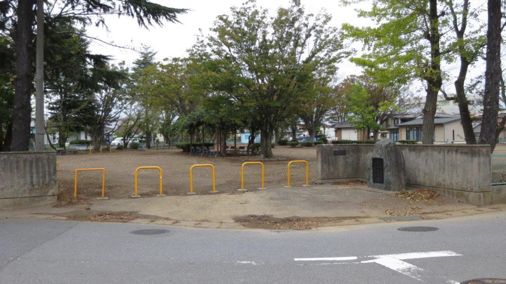 昭和でレトロなアパートスタジオそば・公園・東京近郊・撮影場所・ロケ