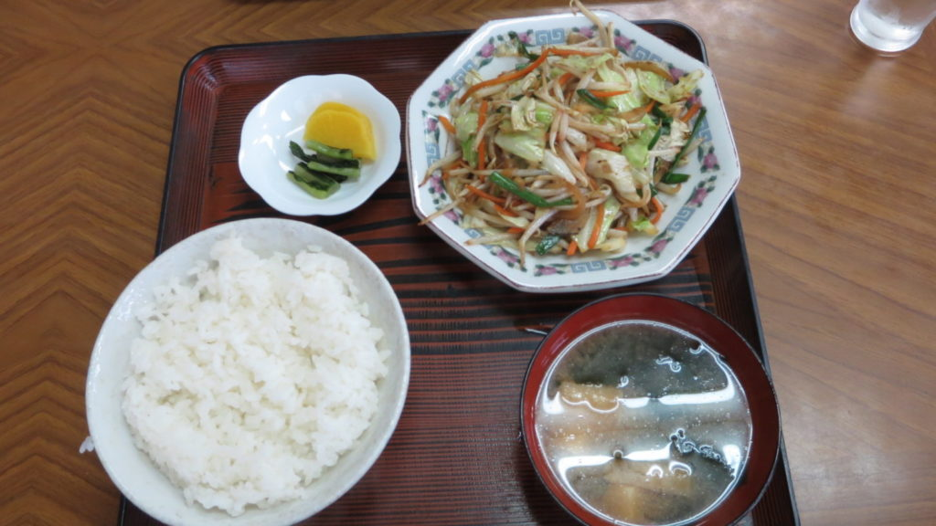 桜川市・はせがわ食堂・ロケーションコーデネート・昭和テーストの食堂