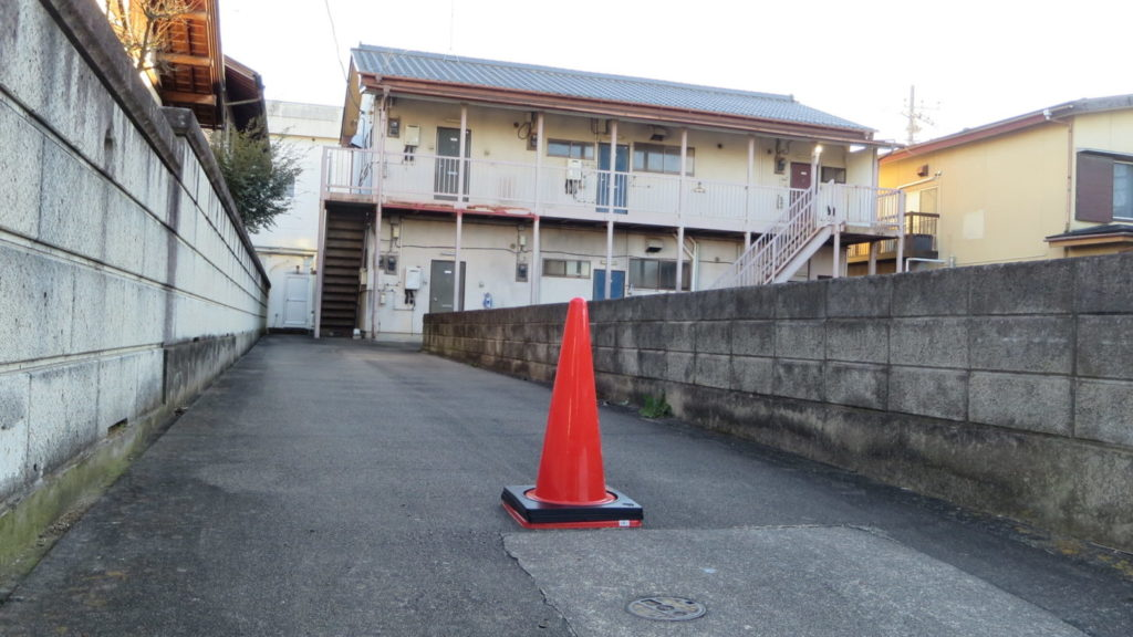 アトリエミカミのハウススタジオ・昭和でレトロなアパートスタジオ