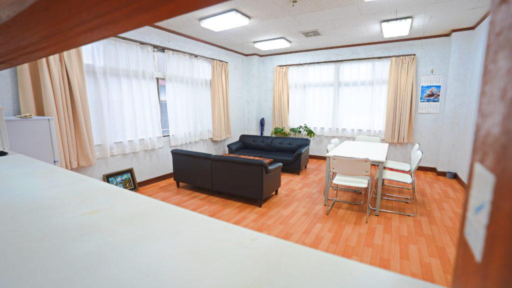 元ビジネスホテル・食堂・ラウンジ・戸建スタジオ・東京近郊・ハウススタジオ・アトリエミカミ