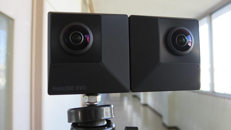いろいろ撮影できちゃう学校スタジオ・ロケハン・カメラ・360度・180度カメラでプレゼン・制作部・