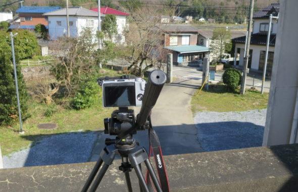 いろいろ撮影できる学校スタジオ・昇降口・下駄箱・上から学校登校シーン・カメラポジション・学校門・俯瞰撮影