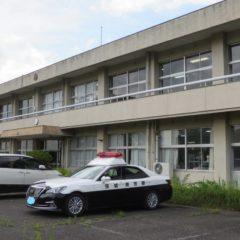 いろいろ撮影できちゃう学校スタジオ・不法侵入・盗難・茨城県警・捜査中・事件