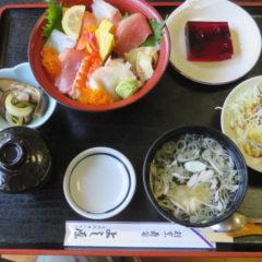 いろいろ撮影できる学校スタジオ近所の寿司割烹よし原でランチ・お弁当注文