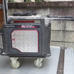 昭和でレトロなアパートスタジオ・発電機要らず・撮影専用電源設置・大容量・照明用電源