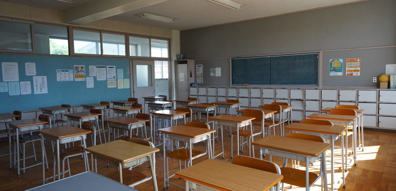 高校の教室 撮影レンタルスタジオ