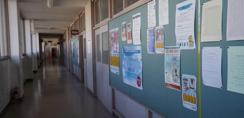 学校スタジオ 教室廊下 撮影レンタルスタジオ