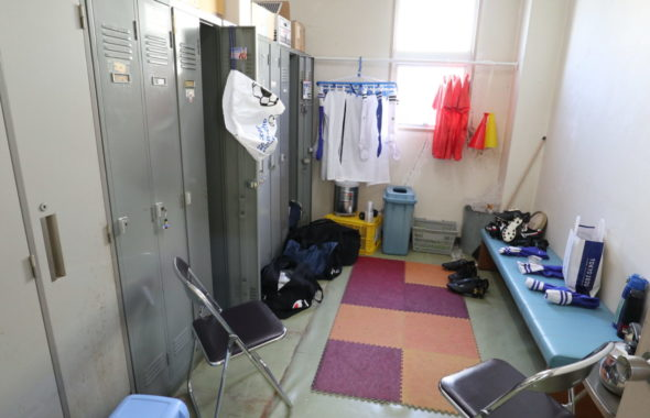 いろいろ撮影できる学校スタジオの部室・飾り込み例・アトリエミカミのハウススタジオ