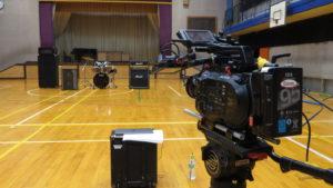 いろいろ撮影できる学校スタジオ・体育館・ミュージックビデオ撮影・アトリエミカミのハウススタジオ・ロケ地