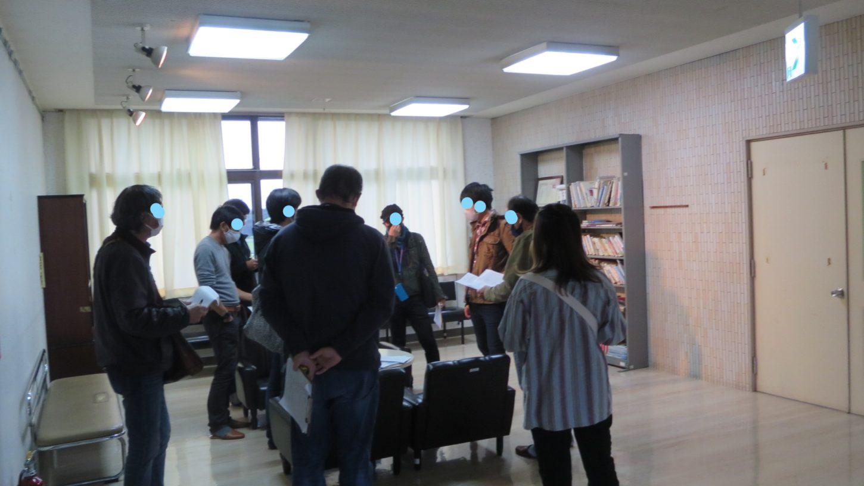 いろいろ撮影出来る学校スタジオ近所の公民館・ロケハン・ロケーションコーデネート
