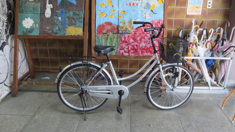 いろいろ撮影できる学校スタジオ・自転車貸し出し・撮影シーン・撮影用・小道具・