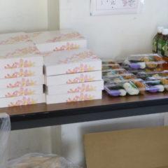 いろいろ撮影できる学校スタジオ・ロケ弁・まごころ弁当かまや・桜川市・真壁町・