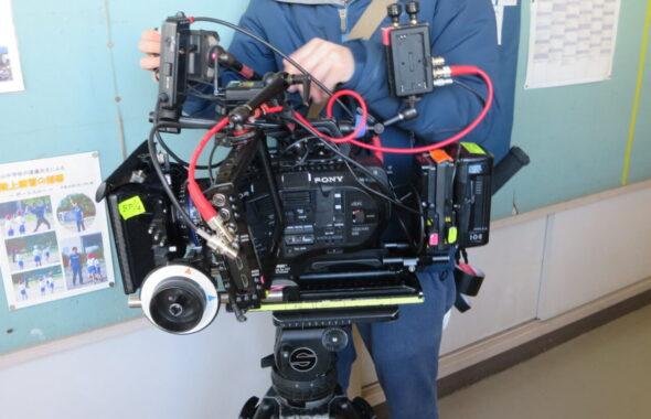 今日のカメラ・ソニー・FS7・シュートムービー撮影・