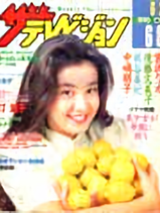 ザ・テレビジョン  1990年6月