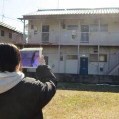 昭和でレトロなアパートスタジオ・ロケハン・制作部