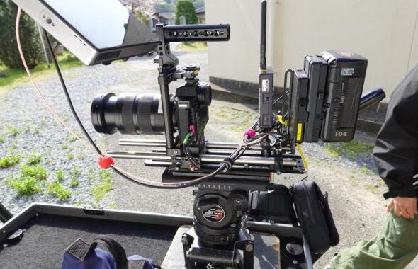 ライカ・カメラ・いろいろ撮影できる学校スタジオ・ミュージックビデオ撮影の現場