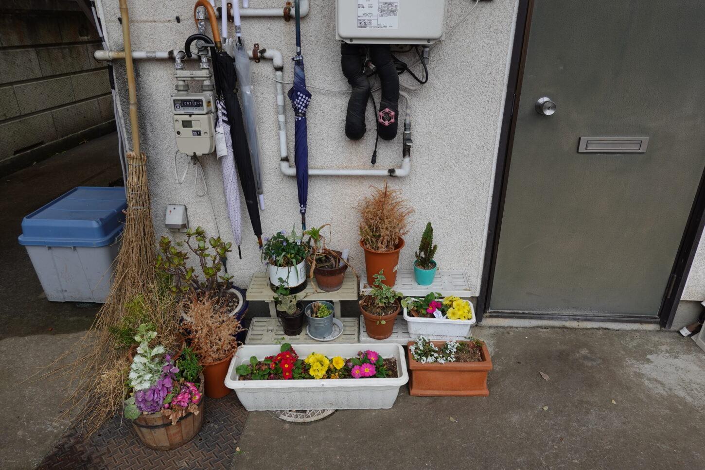 連続ドラマ撮影最終日、アトリエミカミのハウススタジオ・撮影専門のアパートスタジオ・昭和でレトロなアパートスタジオ・ロケセット・