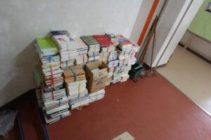 図書室用・本調達・美術飾り