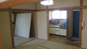 アパートスタジオ・撮影専用・ロケセット・パネル壁・取り外し自由・撮影に特化