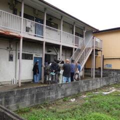 昭和でレトロなアパートスタジオ・撮影専用に改造・撮影専用電源・ロケセット・