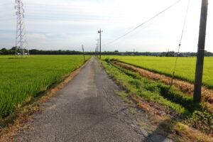 学校スタジオスタジオ周辺の田園風景・ロケ地・撮影場所・アトリエミカミ
