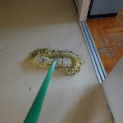 学校スタジオ・清掃・