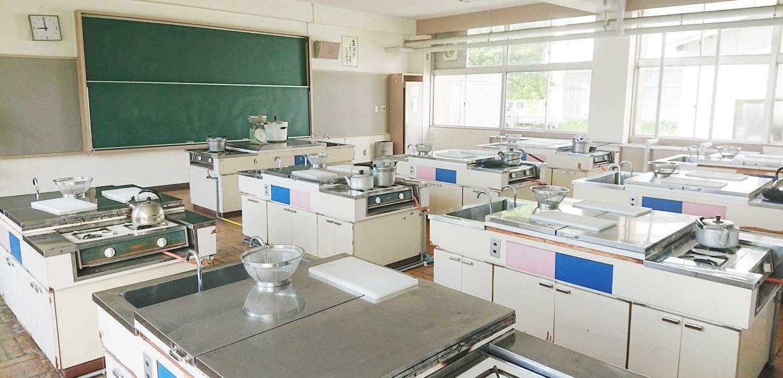 撮影で使える学校スタジオ・家庭科室・東京近郊・ロケ地