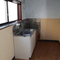 レトロな昭和のアパートスタジオ