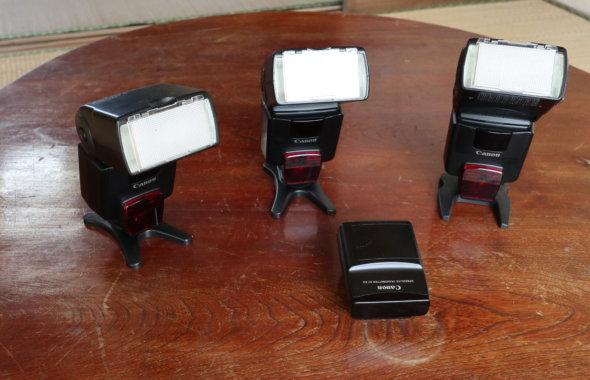 ストロボ・電波・設置・発光・光が届かない場所に使います