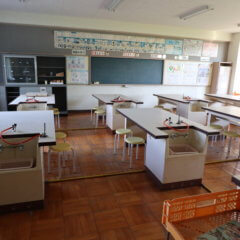 まるまる学校スタジオ実験室・理科室