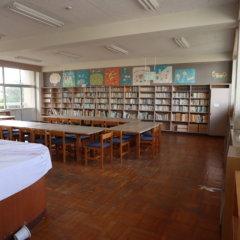 学校スタジオ・図書室・撮影