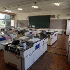 学校スタジオ・撮影・家庭科室・キッチンスタジオ・料理教室スタジオ