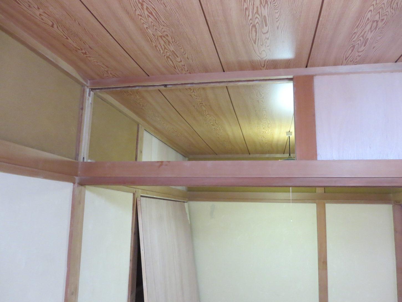 昭和でレトロなアパートスタジオ