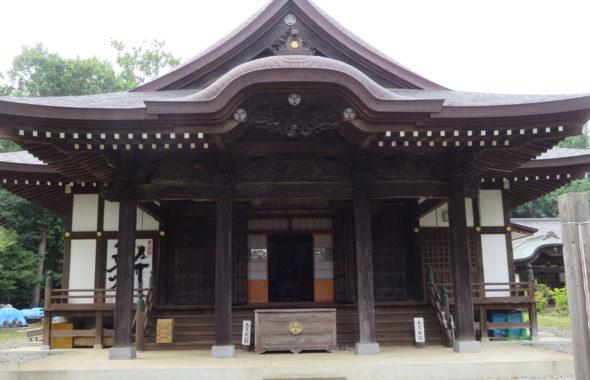 天樹院弘経寺