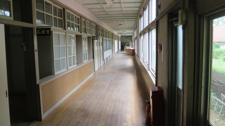 常総市・木造・学校