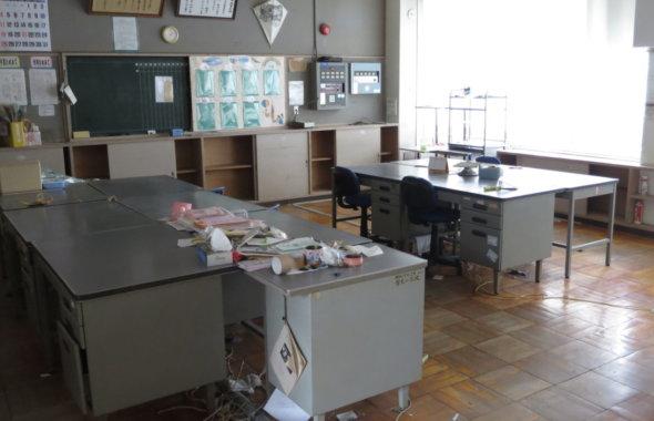 撮影で使える学校スタジオ・職員室・東京近郊・ロケ地