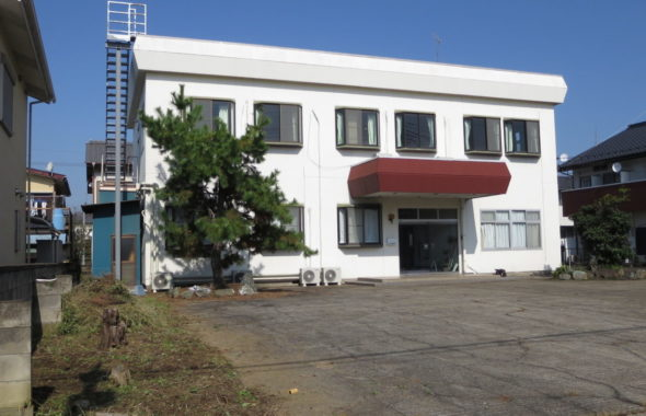 元ビジネスホテルスタジオ・戸建スタジオ・水海道・常総市・草刈り